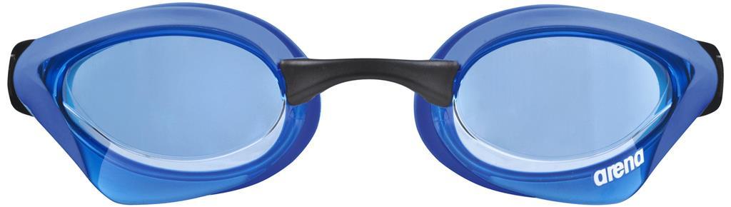 COBRA CORE Schwimmbrille blue/smoke