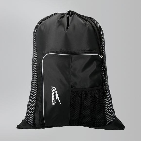 SPEEDO MESH BAG          DELUXE black