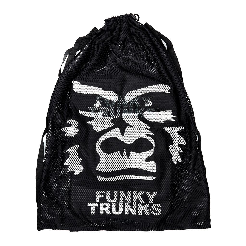 FUNKY TRUNKS MESH BAG    THE BEAST**