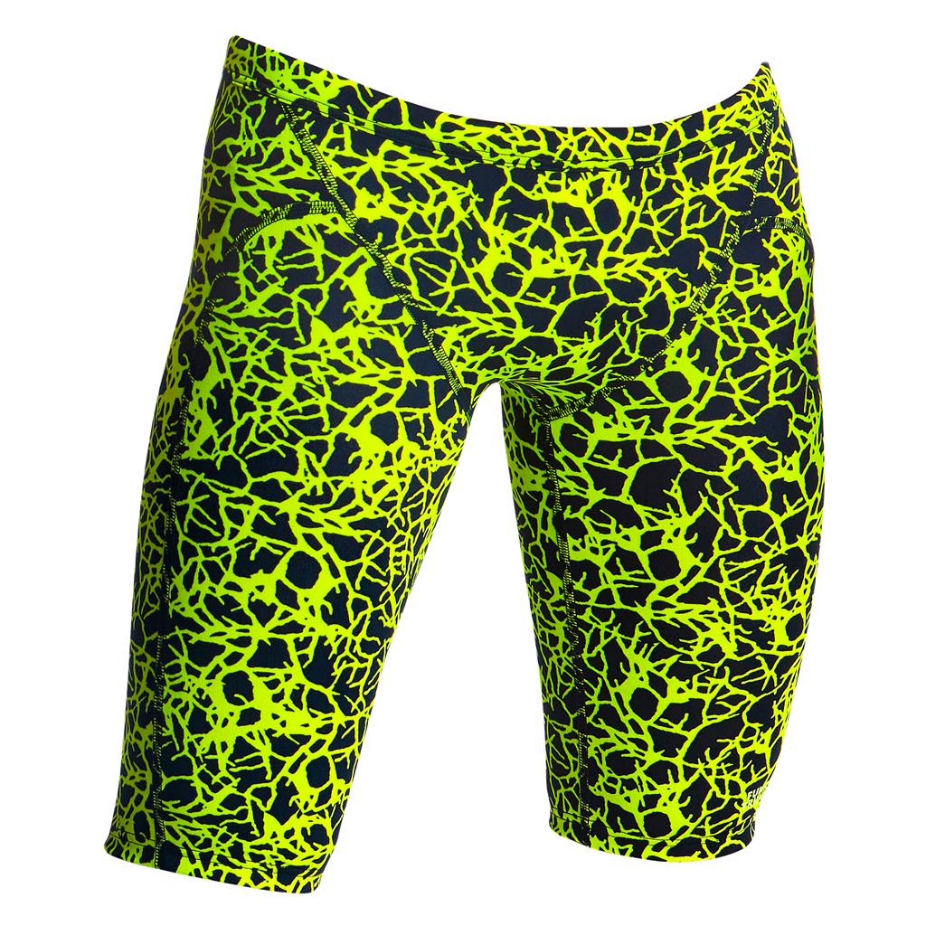 FUNKY TRUNK BOY JAMMER   CORAL GOLD