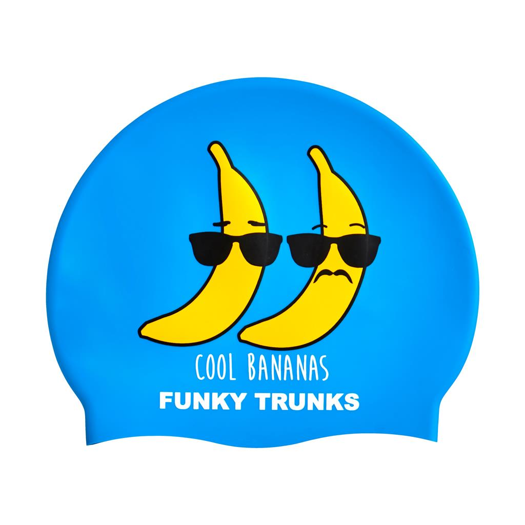 FUNKY Trunk Badehaube    COOL BANANAS
