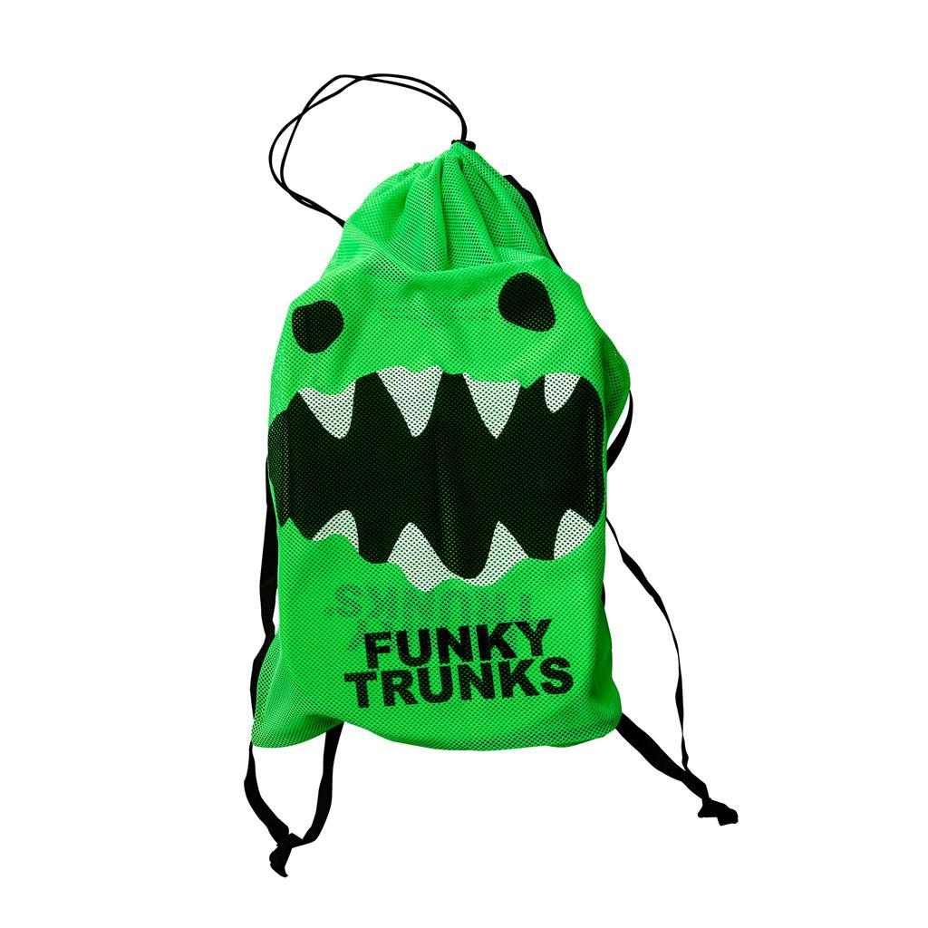 FUNKY TRUNKS MESH BAG    MAD MONSTER