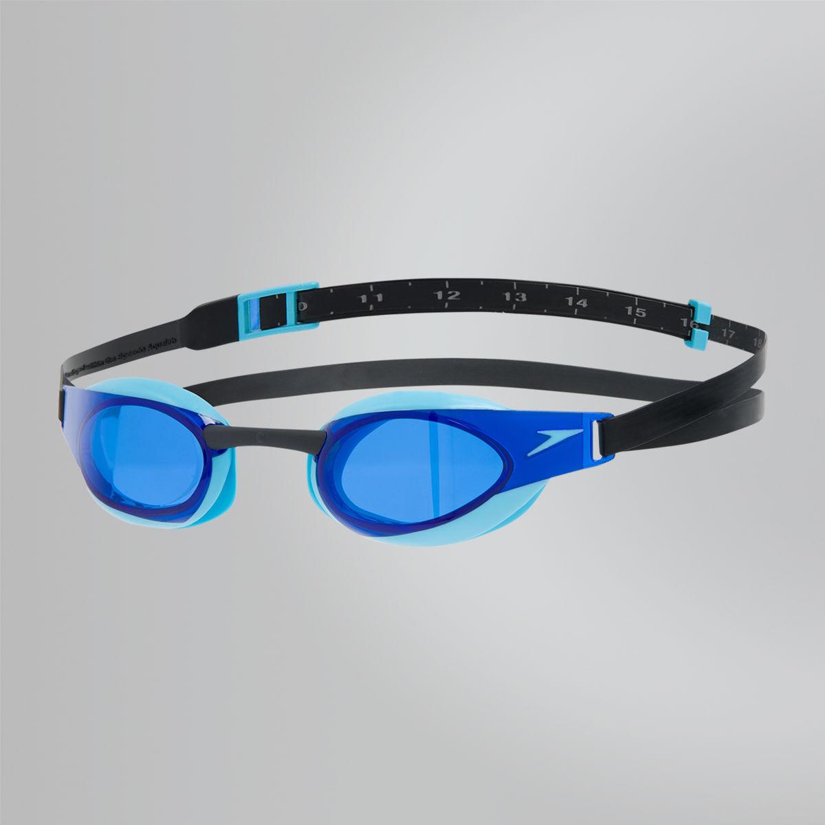 FASTSKIN³ GOOGLE MIRROR  black/blue