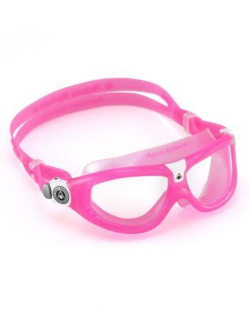 AQUA SPHERE SCHWIMMBRILLESEAL KID2 pink
