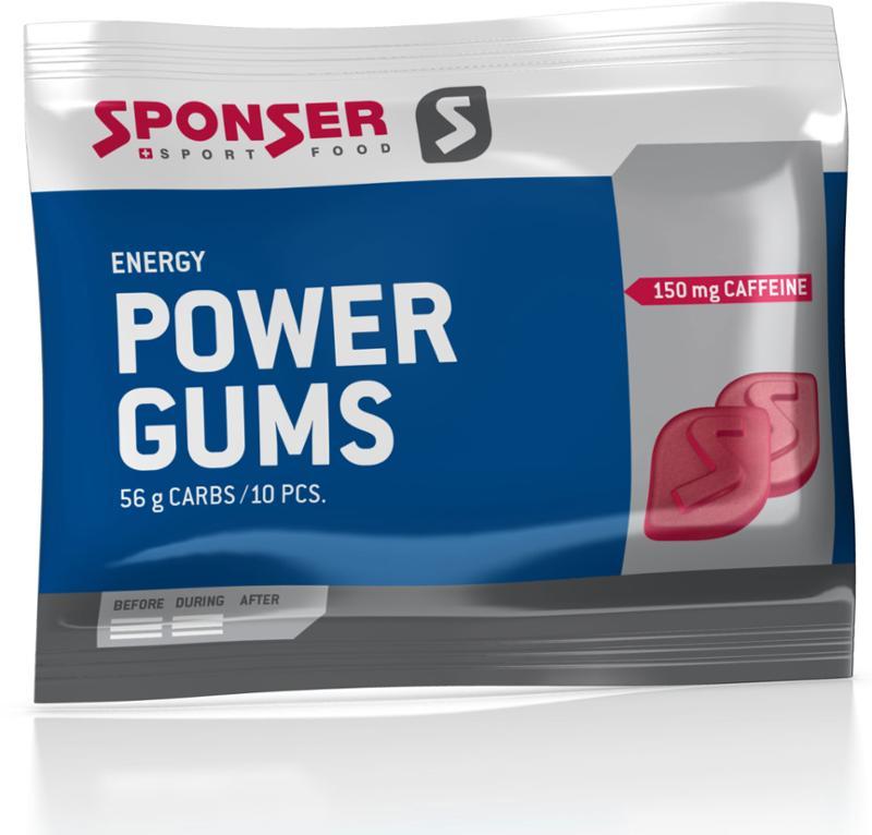 SPONSER POWER GUMS       FRUCHTMIX