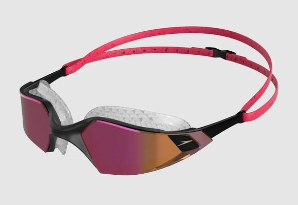 SPEEDO Aquapulse Pro Mirr red/gold
