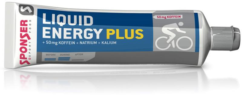 SPONSER Liquide 70g Energy PLUS Koffein
