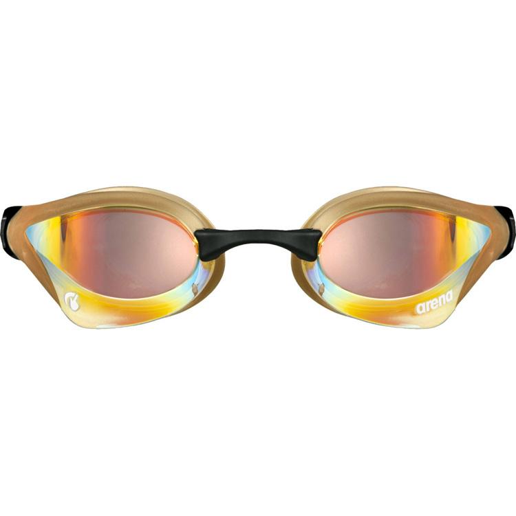 ARENA COBRA CORE mirror SWIPE YELL/COPPER/GOLD