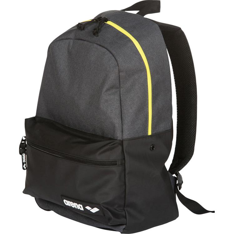 ARENA RUCKSACK grau/mela TEAM Backpack 30