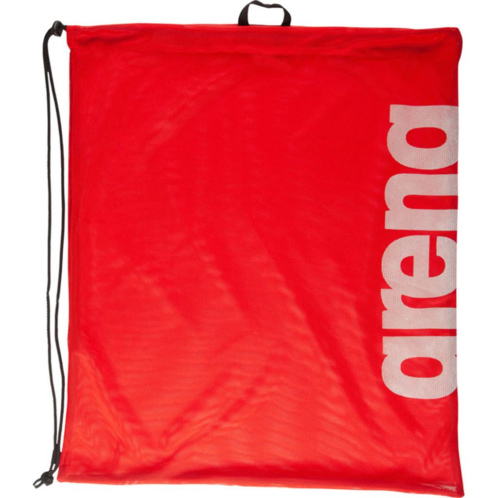 ARENA TEAM MESH BAG TEAM RED