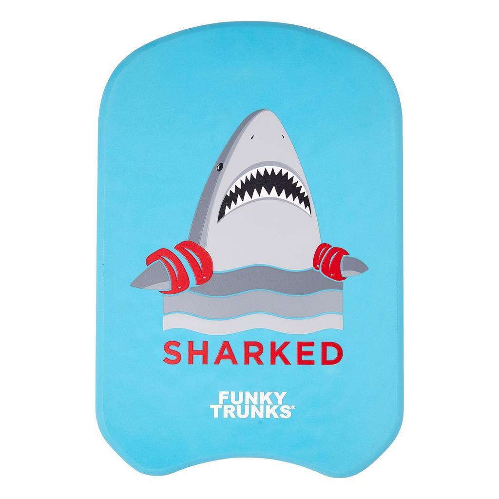 KICKBOARD FUNKY TRUNKS   SHARKED