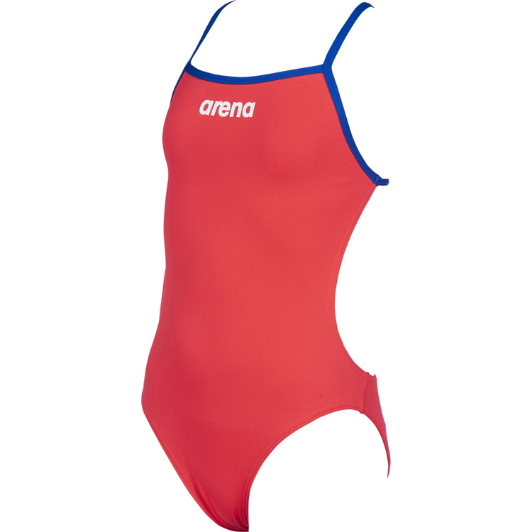 ARENA SOLID LIGHTECH GirlFLUO RED-NEON BLUE