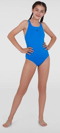 SPEEDO Badeanzug Girl    ENDURANCE+ blau