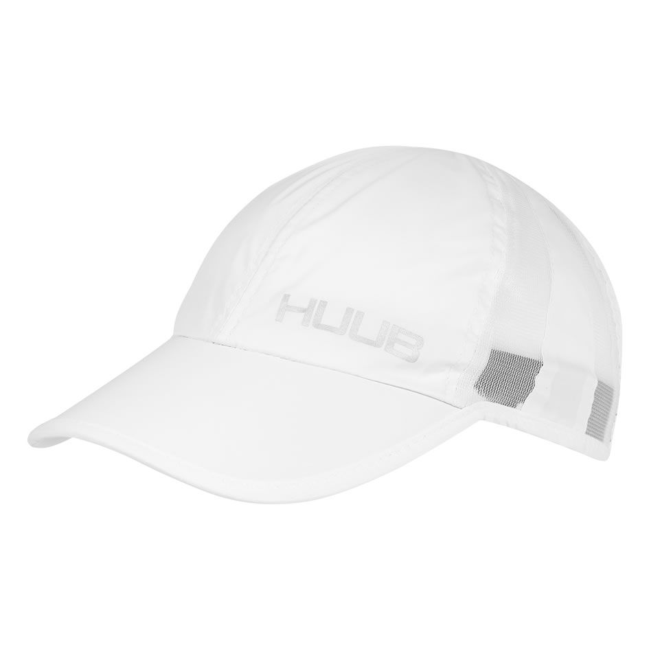 HUUB RACECAP II          WHITE