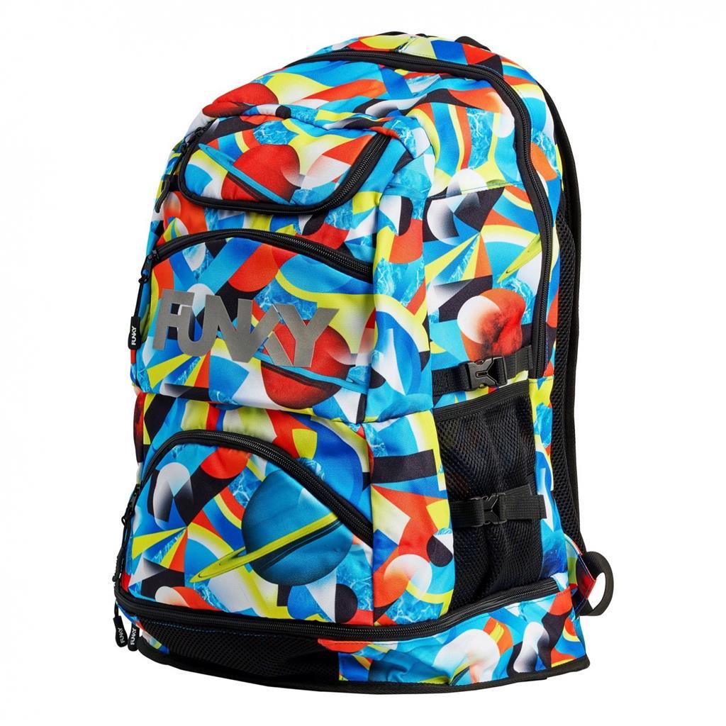 FUNKYTRUNK Backpack      PLANET FUNKY