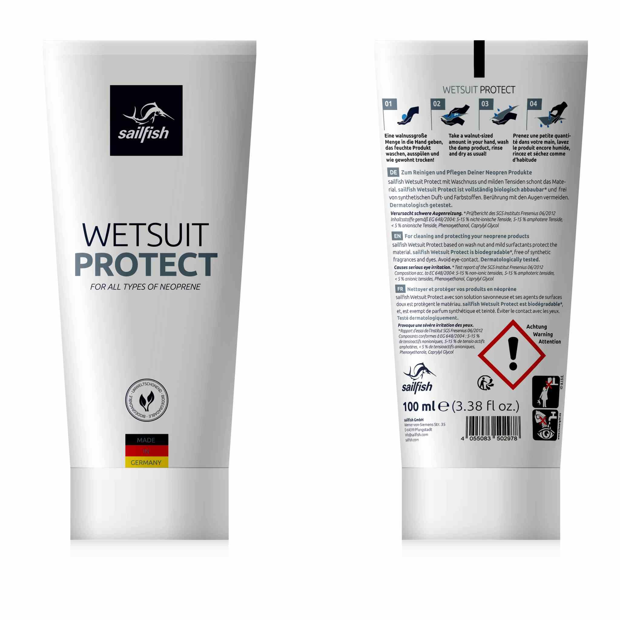 SAILFISH                 Wetsuit Protect