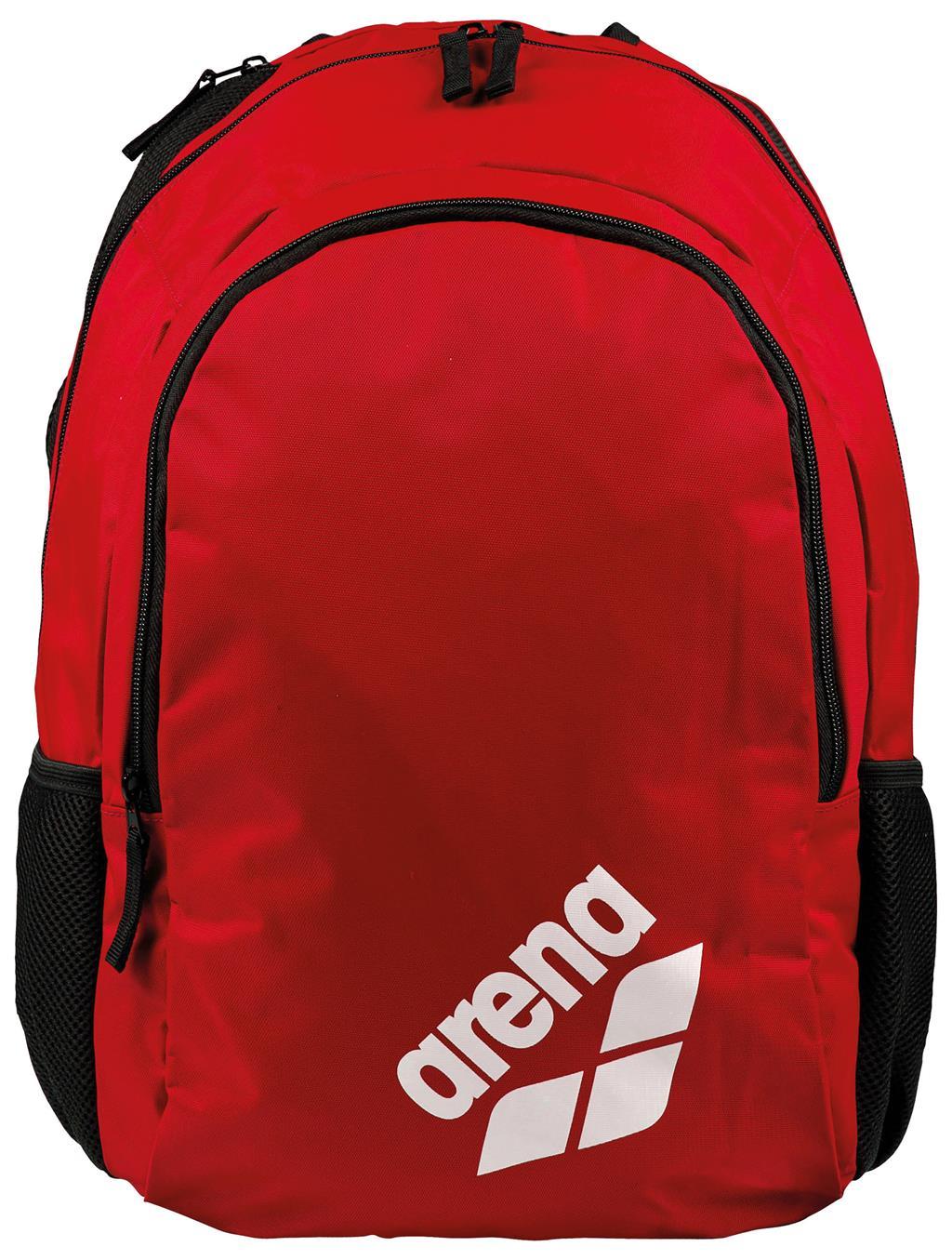 ARENA RUCKSACK RED SPIKY2 Backpack