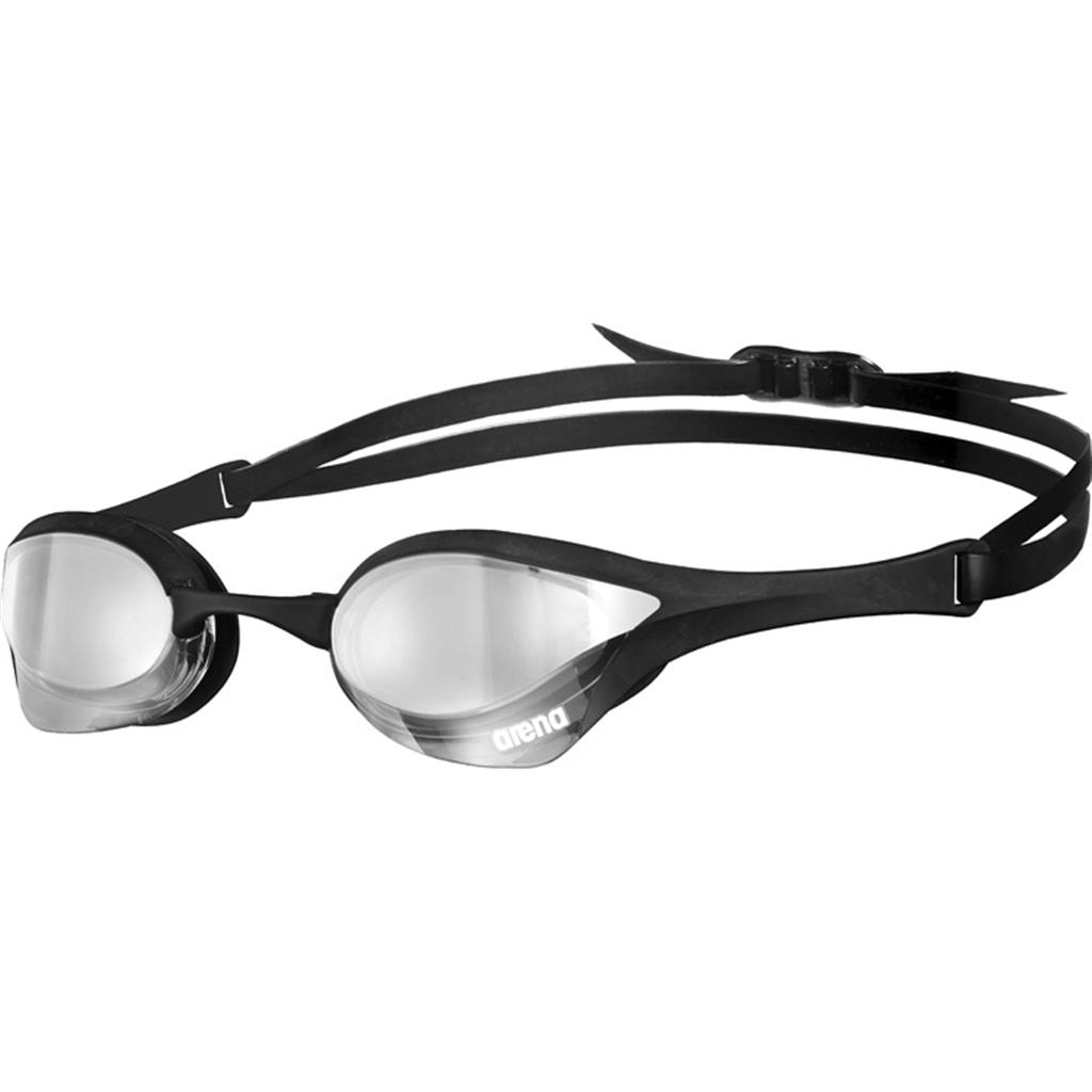 COBRA ULTRA MIRROR SILVER/BLACK/BLACK