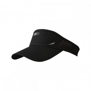 ZEROD RUNNING VISOR      BLACK SERIES