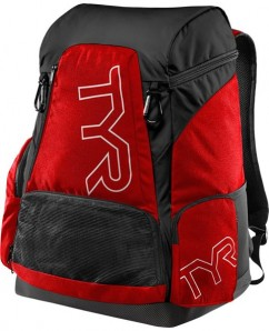 TYR ALLIANCE BACKPACK    45 Liter RED/BLK