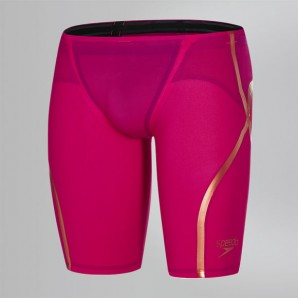 LZR RACER X MAN JAMMER RED/BROWN / 110