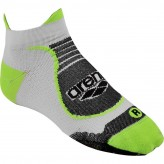 ARENA BIKE LC SOCKS      WHITE-LIME