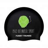 FUNKY TRUNKS Badehaube   PEACE OUT