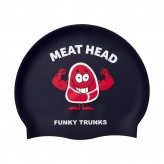 FUNKY TRUNKS BADEHAUBE   MEATHEAD