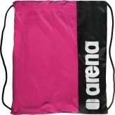 ARENA TEAM MESH BAG      FLUO FUCHSIA-BLACK