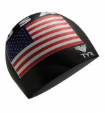 USA SILICONE CAP BLACK