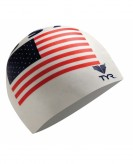 USA SILICONE CAP WHITE