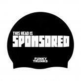 FUNKY TRUNKS BADEHAUBE   SPONSORED HEAD