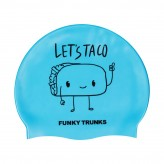FUNKY TRUNKS Badehaube LET`S TACO
