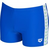 ARENA SHORT TEAM FIT     NEON BLUE