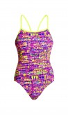 FUNKITA LADY BADEANZUG   DOTTY DASH