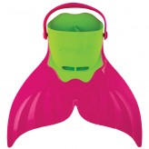 FINIS MERMAID FIN PACIFICA PINK