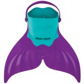 FINIS MERMAID FIN PARADISE/PURPLE