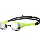 COBRA ULTRA MIRROR WHITE/GREEN